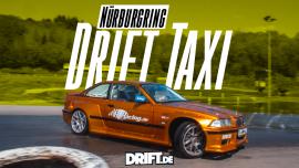 Drift-Taxi Nürburg am 11. und 12.04.2020