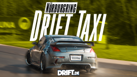 Gutschein Drift-Taxi