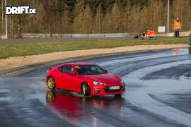 Advanced-Training Nürburgring am 16.08.2020