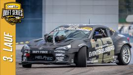 Drift Series 3. Lauf Hockenheim 25. bis 27.09.2020