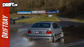 Driftday in Nürburg am 21.02.2021