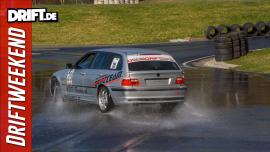 Driftweekend am Nürburgring am 16. und 17.10.2021