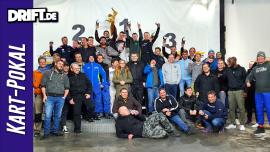 Indoor Kart-Pokal in Bad Rappenau am 09.01.2021