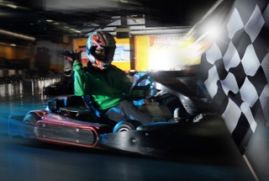 Indoor Kart-Pokal in Bad Rappenau am 11.01.2020
