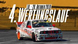 Drift Series 4. Lauf Hockenheim 18. bis 20.10.2019