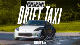 Drift-Taxi Nürburg am 16. und 17.11.2019