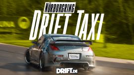 Drift-Taxi Nürburg am 26. und 27.10.2019