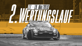 Drift Series 2. Lauf Hockenheim 17. bis 19.05.2019