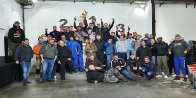 Bericht - Indoor Kart-Pokal in Bad Rappenau 2020