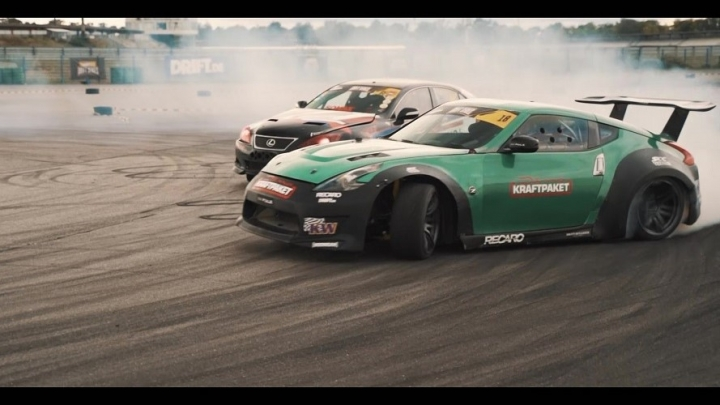 DRIFT.de proudly presents the Official Drift Series Trailer