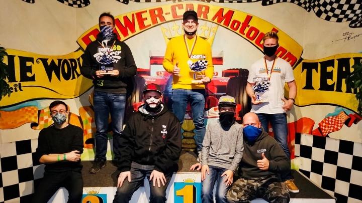 Harte Positionskämpfe - Unser erstes Drift-Kart Turnier im Power-Car Motodrom Mannheim