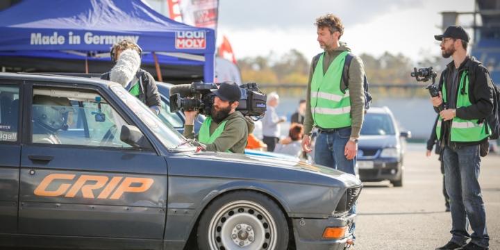 TV-Tipp: GRIP - Das Motormagazin bei Drift Series 2020