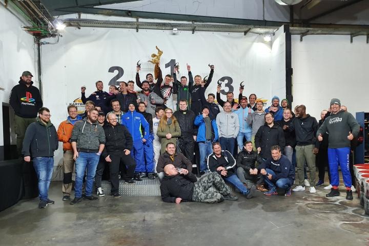 Bericht - Indoor Kart-Pokal in Bad Rappenau 2020