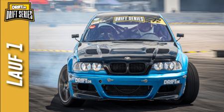 Erster DRIFT.de Drift Series Lauf 2021 am Hockenheimring