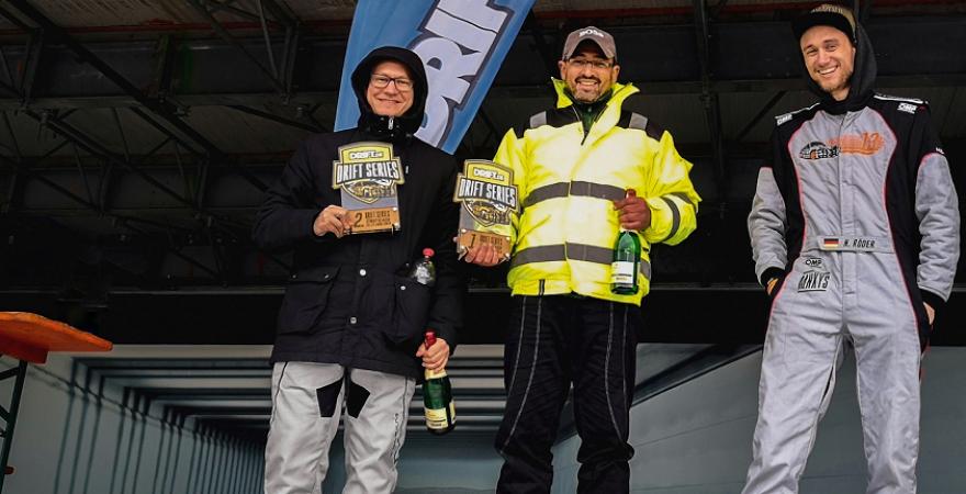 Bericht - DRIFT.de Drift Series 2019 1. Wertungslauf - Qualifikation Street-Klasse