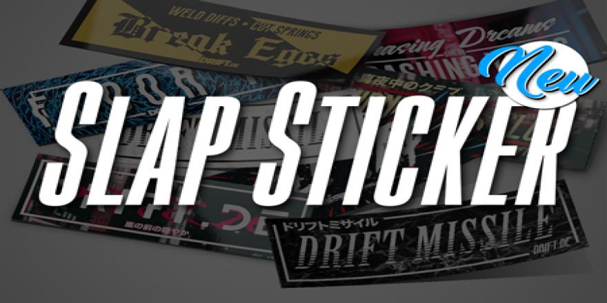 News - Neue Sticker