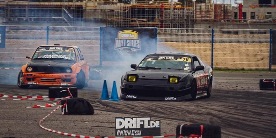 Bericht - DRIFT.de Drift Series 2019 1. Wertungslauf - Battles Club-Klasse