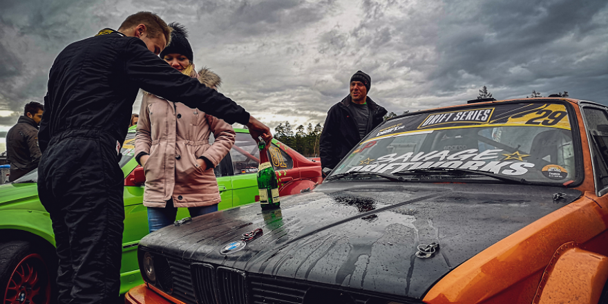 Bericht - DRIFT.de Drift Series 2019 1. Wertungslauf - Battles Club-Klasse