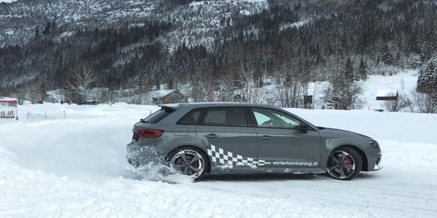 Test - Audi 8V RS 3 Sportback