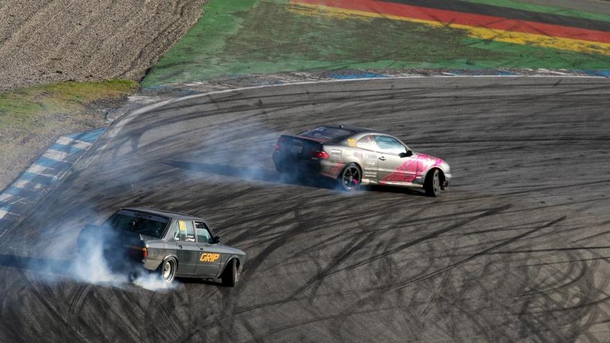 DRIFT.de Drift Series Special 2020 – Challenge Sachskurve