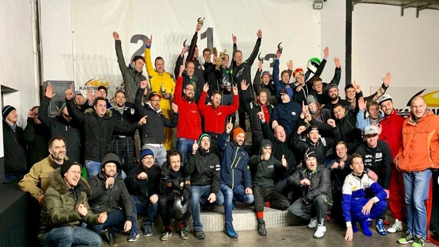 Bericht - Indoor Kart-Pokal in Bad Rappenau 2019