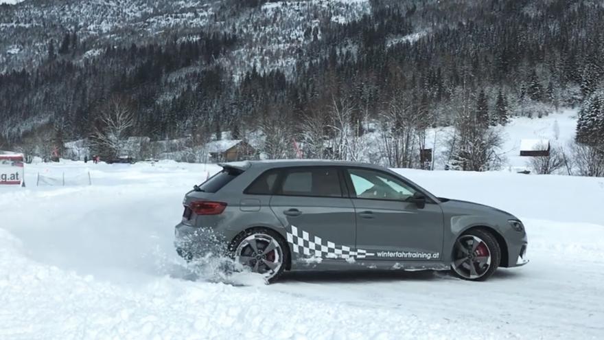Fahrzeugtests - Audi 8V RS 3 Sportback
