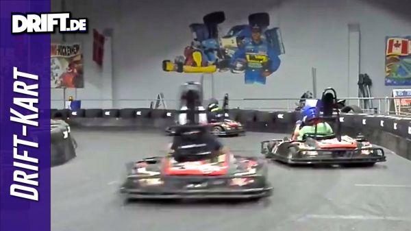 Premiere: Drift-Kart Turnier am 25. Oktober