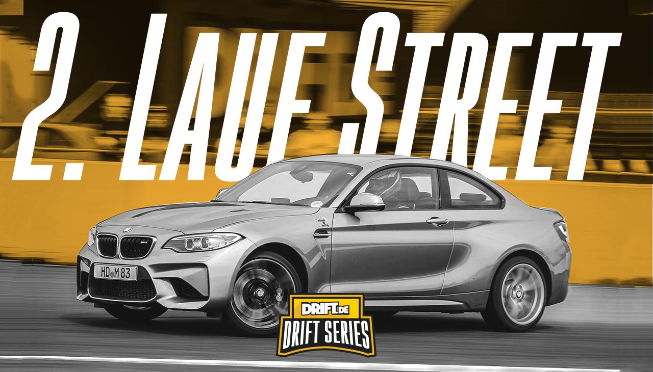 Drift Series | Saison 2018 | Ergebnisse | Street-Klasse | 2. Wertungslauf