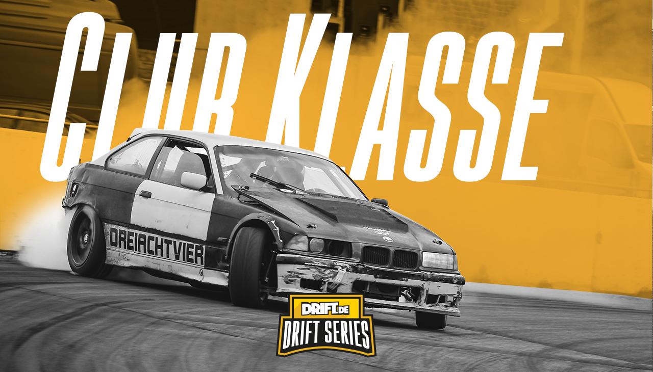 Drift Series | Saison 2018 | Fahrer und Teams | Club-Klasse