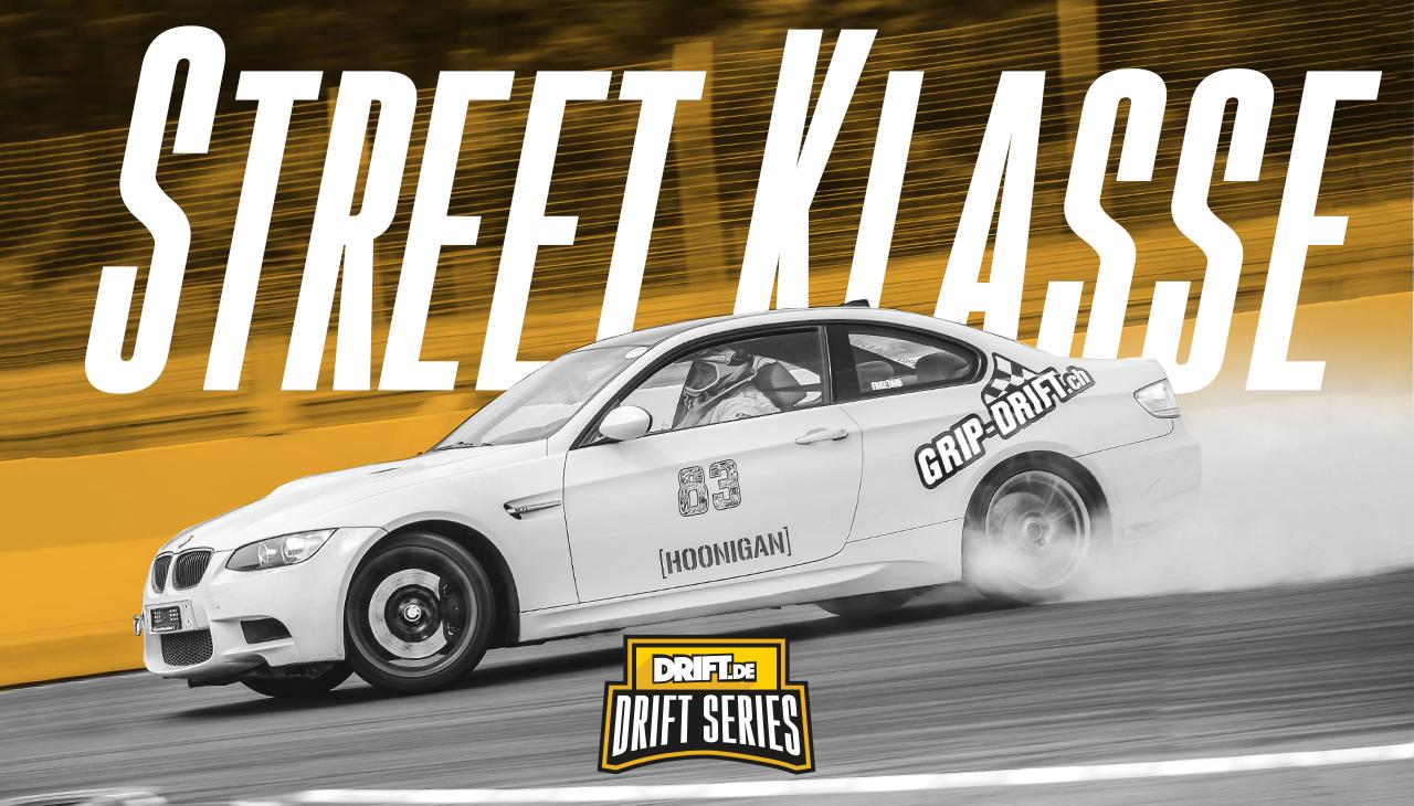Drift Series | Saison 2018 | Fahrer und Teams | Street-Klasse