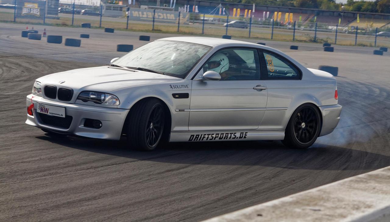 Drift Series   Saison 2018   Fahrer und Teams   BMW E46 M3