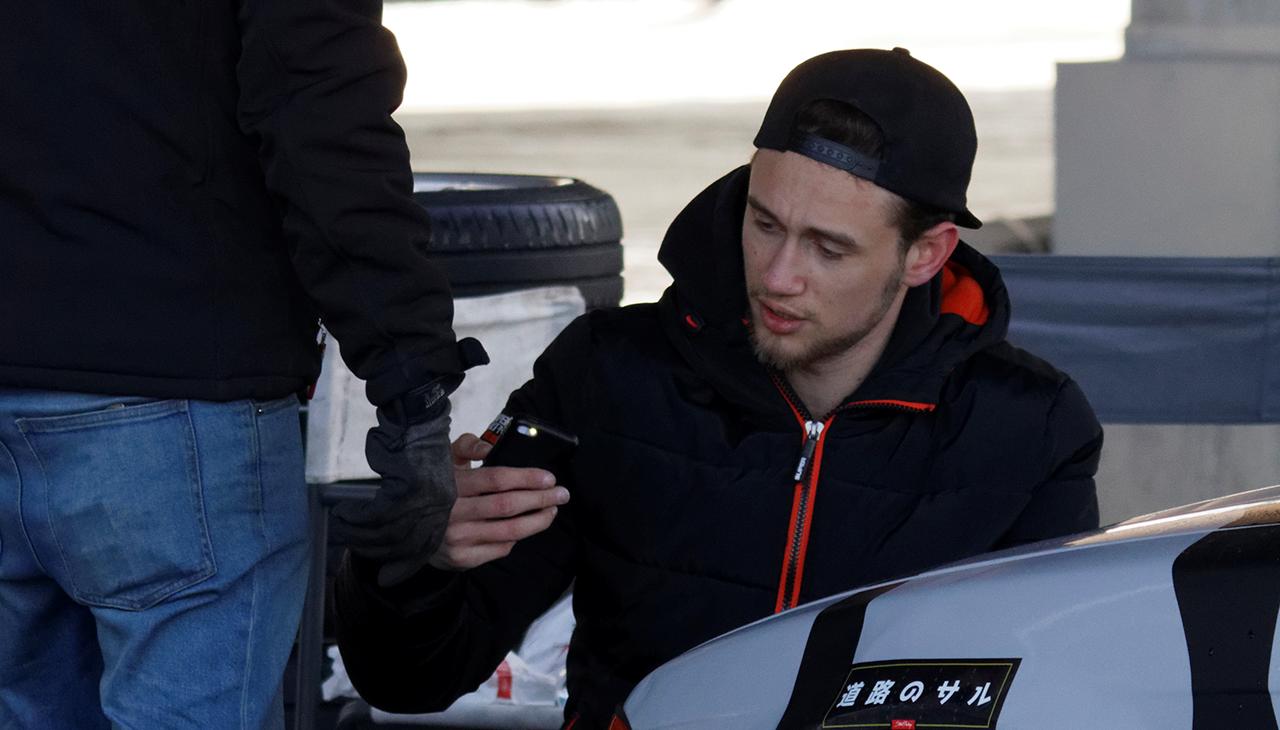 Drift Series   Saison 2018   Fahrer und Teams   Niklas Röder