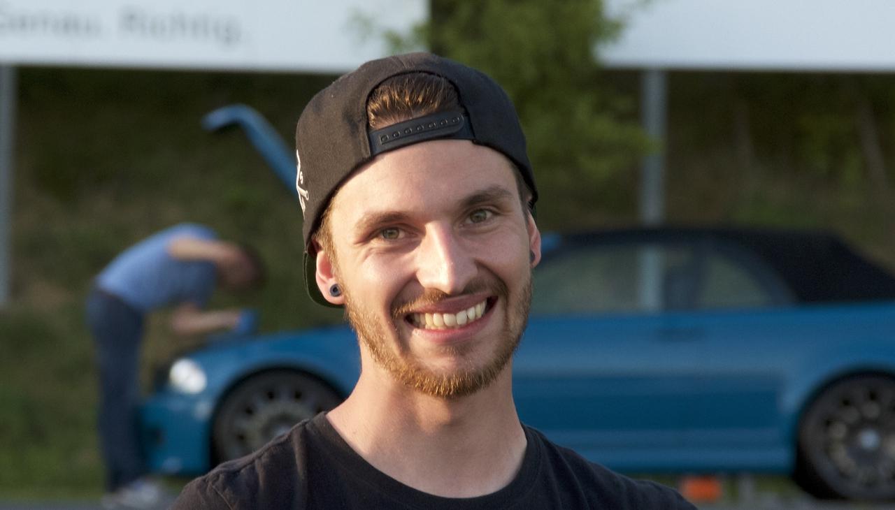 Drift Series   Saison 2018   Fahrer und Teams   Yannick Theobald