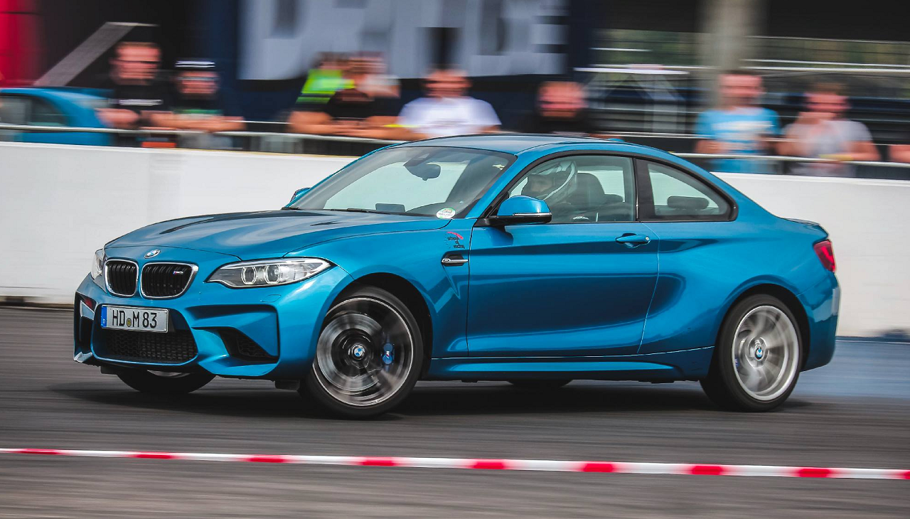 Drift Series   Saison 2018   Fahrer und Teams   BMW F87 M2
