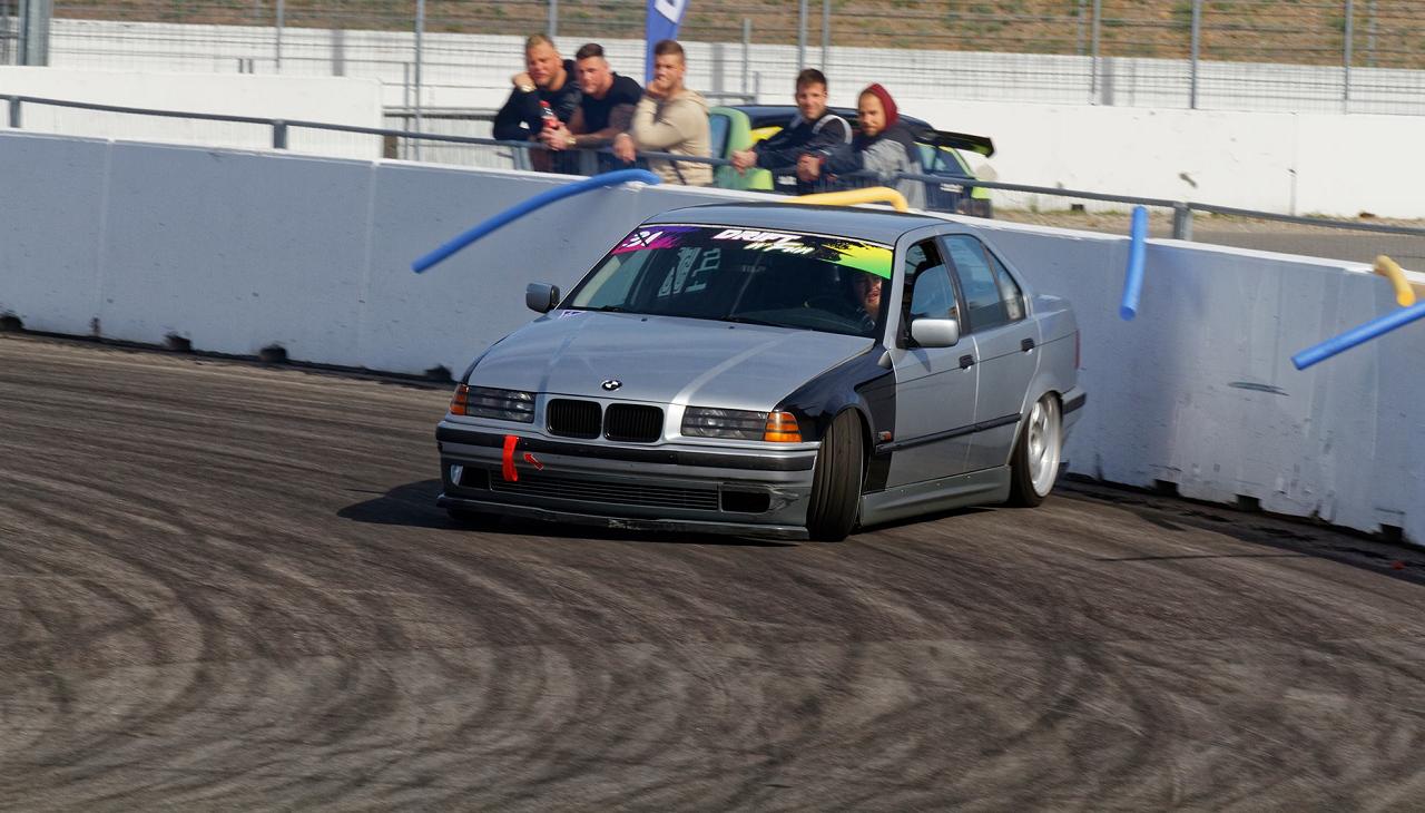 Drift Series   Saison 2018   Fahrer und Teams   BMW E36