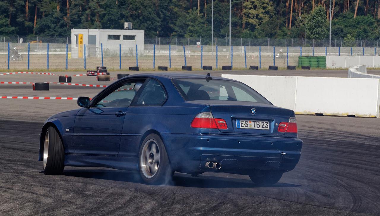 Drift Series   Saison 2018   Fahrer und Teams   BMW E46 330Ci