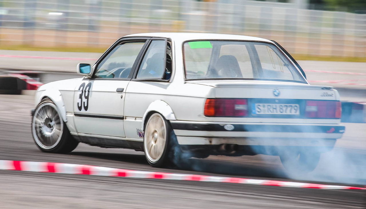 Drift Series   Saison 2018   Fahrer und Teams   BMW E30 328i