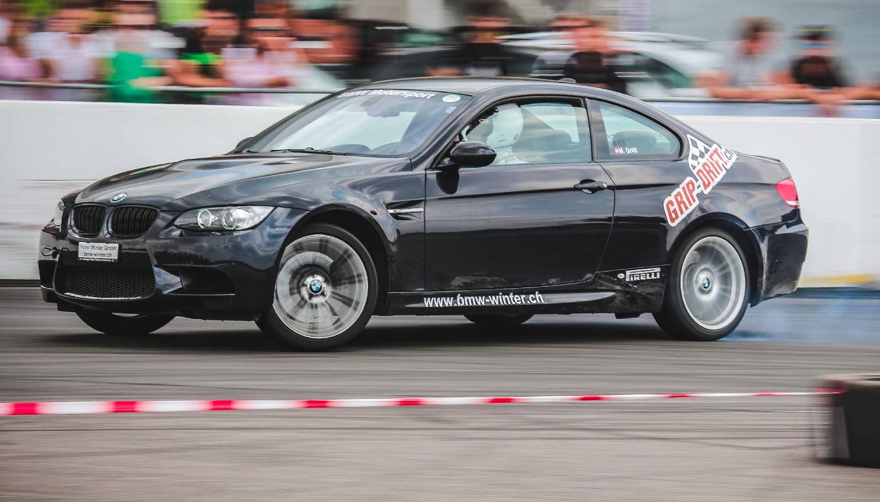 Drift Series   Saison 2018   Fahrer und Teams   BMW E92 M3