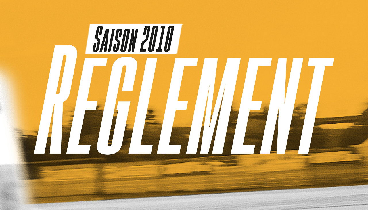 Drift Series | Saison 2018 | Reglement