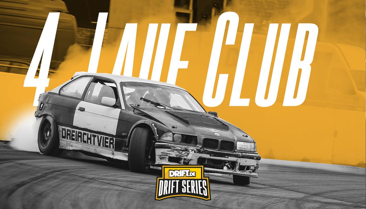 Drift Series | Saison 2019 | Ergebnisse | Club-Klasse | 4. Wertungslauf