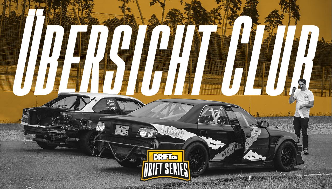 Drift Series | Saison 2019 | Ergebnisse | Club-Klasse | Übersicht