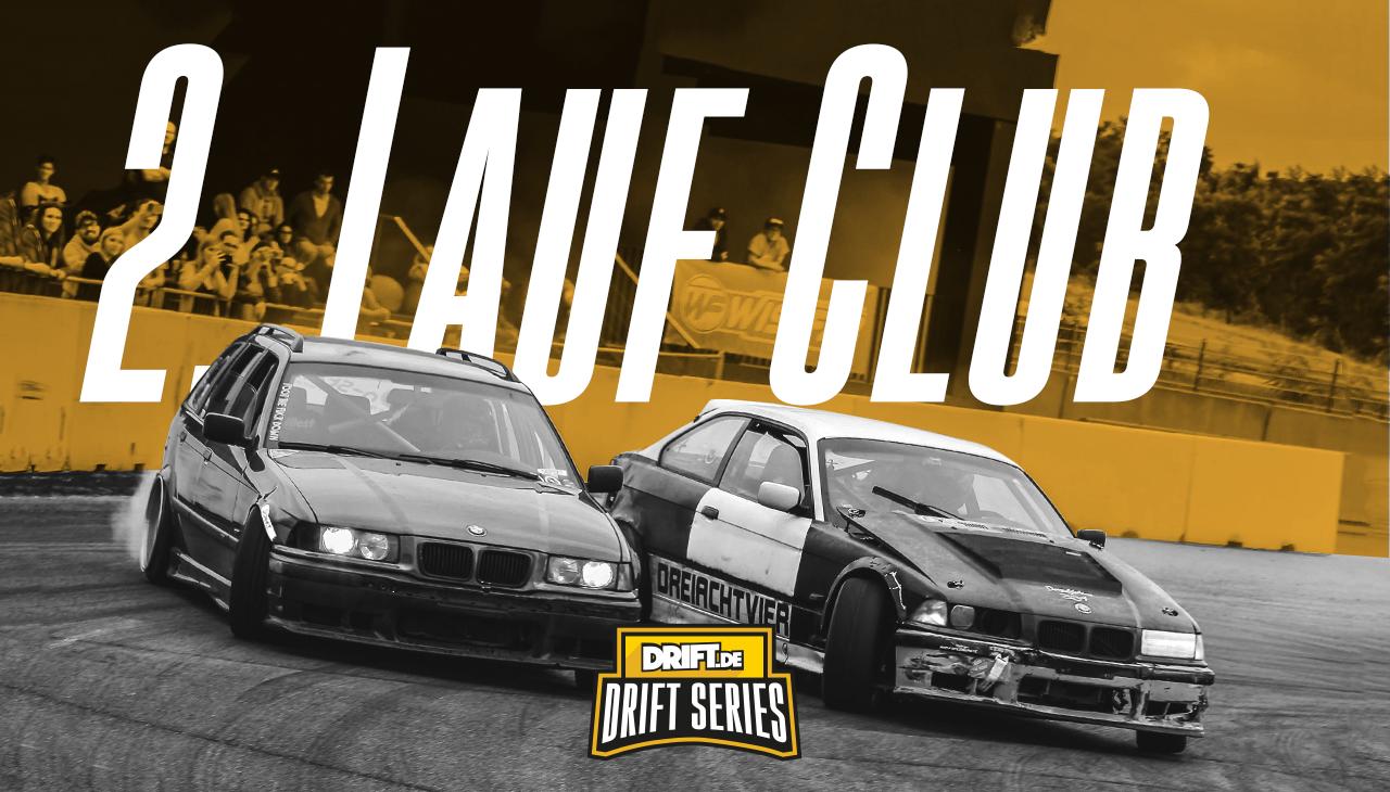Drift Series | Saison 2019 | Ergebnisse | Club-Klasse | 2. Wertungslauf