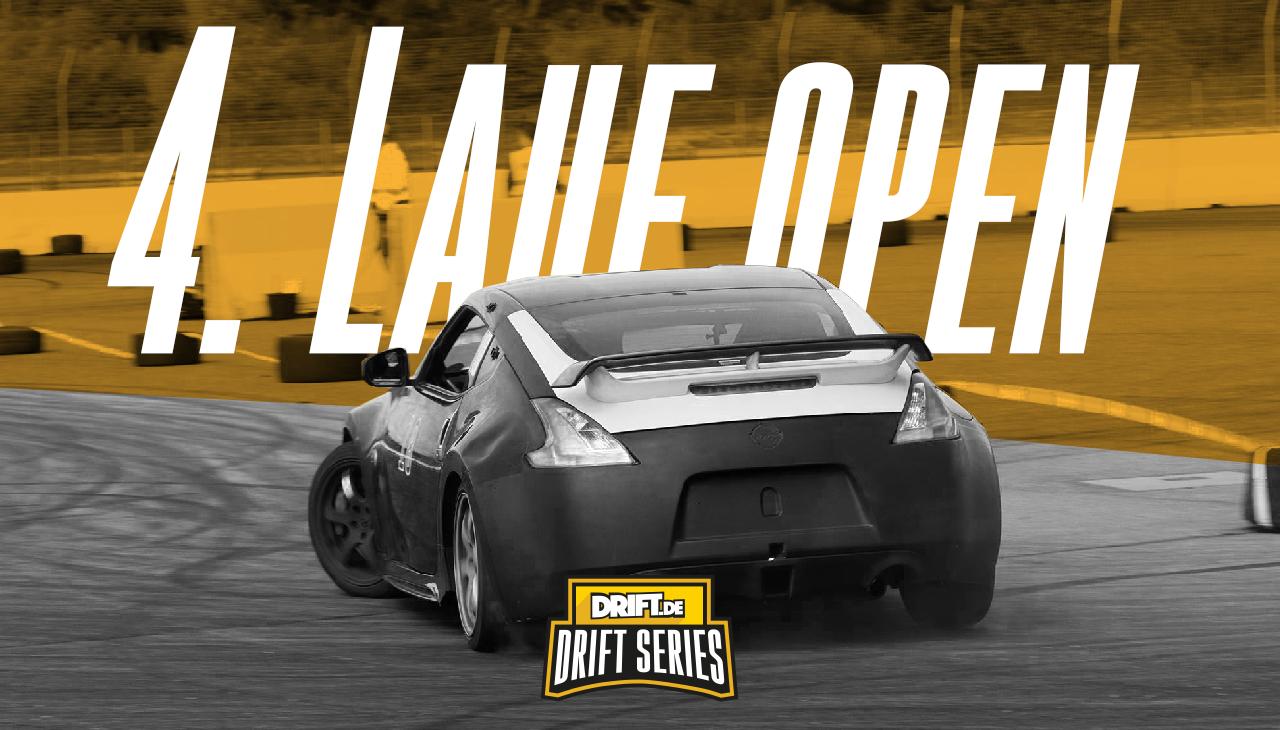 Drift Series | Saison 2019 | Ergebnisse | Open-Klasse | 4. Wertungslauf