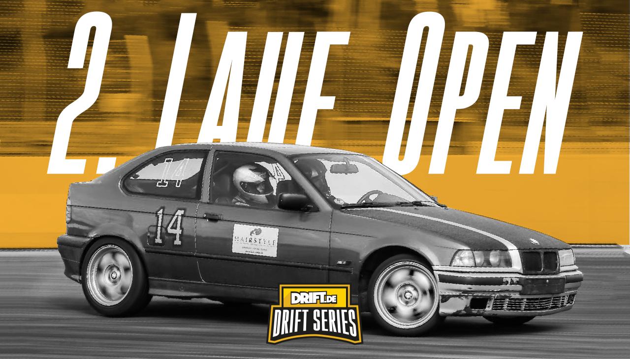 Drift Series | Saison 2019 | Ergebnisse | Open-Klasse | 2. Wertungslauf