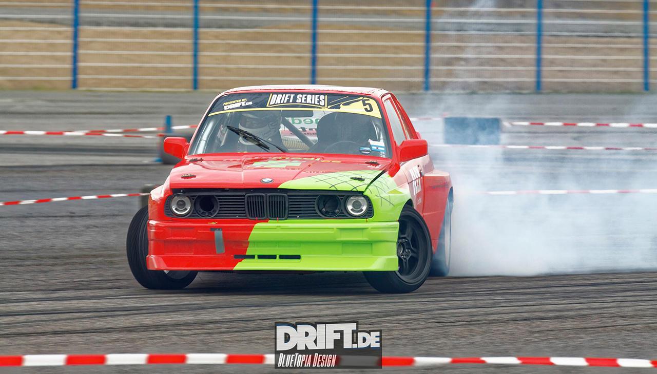 Drift Series   Saison 2019   Fahrer und Teams   BMW E30 LSX454