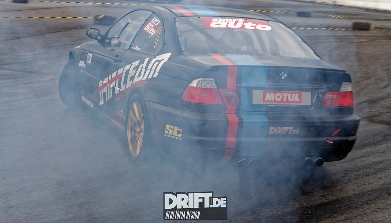 Drift Series   Saison 2019   Fahrer und Teams   BMW E46 M3