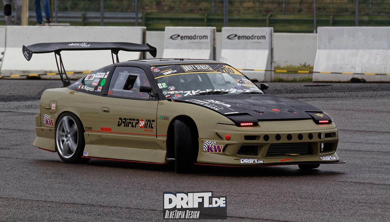 Drift Series   Saison 2019   Fahrer und Teams   Nissan S13 180SX