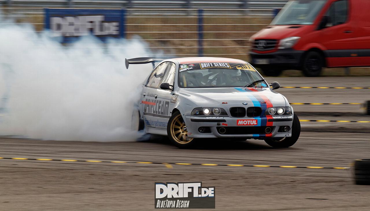 Drift Series   Saison 2019   Fahrer und Teams   BMW E39 M5