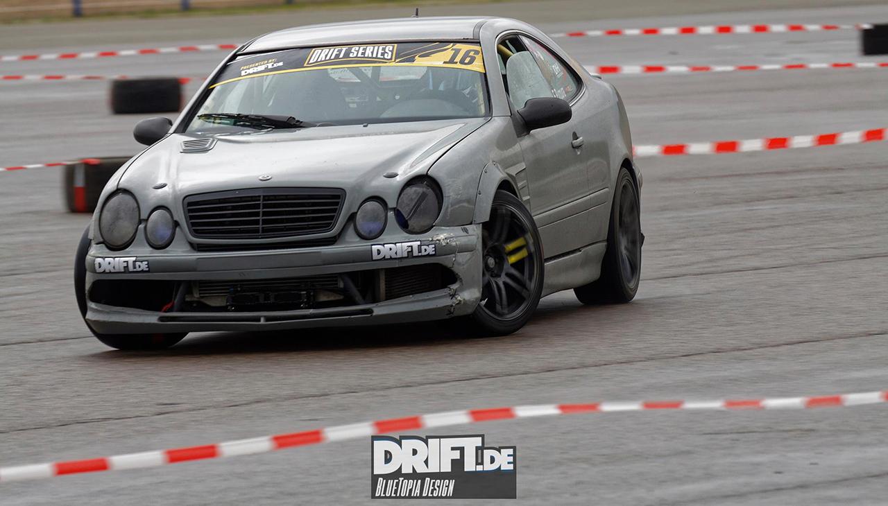 Drift Series   Saison 2019   Fahrer und Teams   Mercedes-Benz W208 CLK