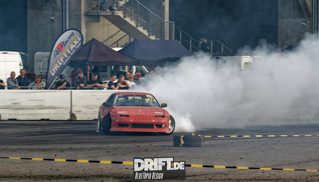 Drift Series   Saison 2019   Fahrer und Teams   Nissan S13 200SX